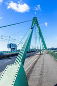 Severins bridge in Cologne — Stock Photo