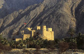Fort Nakhl, Sultanate of Oman  — Stock Photo