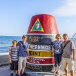 Southernmost Point marker, Key West,  USA — Stock Photo #68729291