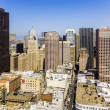 View from the rooftop to the city of San Francisco — Stock Photo #70104635