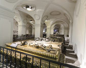 Crypt of the Habsburger Kings in Vienna — Stock Photo