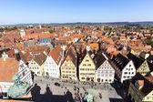 Rothenburg ob der Tauber, Bavaria, Germany — Stock Photo
