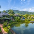 Spa and hotel area in Koh Chang — Stock Photo #72542969
