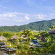 Spa and hotel area in Koh Chang — Stock Photo #72542983
