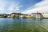 オーストリアのグムンデンの村 — ストック写真