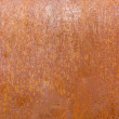 Rusty iron metal background plate texture — Stock Photo #73825581