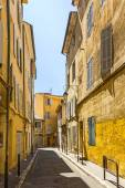 Provence typical city — Stock Photo
