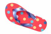 Flip flop sandal — Stock Photo