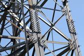 Steel framework — Stock Photo