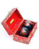 çin topu — Stok fotoğraf