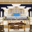 Japan funeral home — Stock Photo #71370441