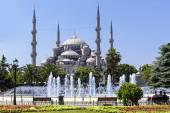 Blue Mosque Istanbul Turkey — Stock Photo