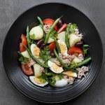 Salad Nicoise — Stock Photo #55343099