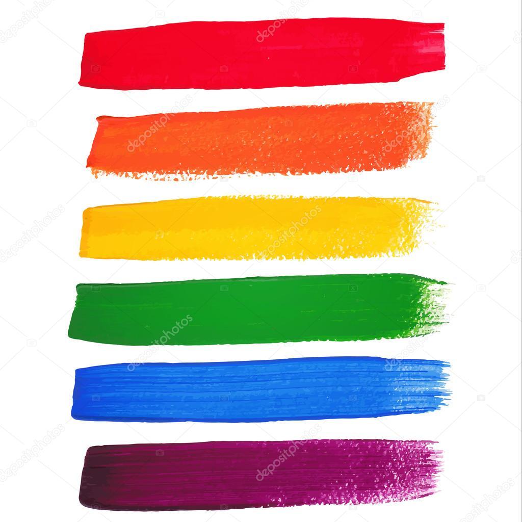 Как кисти для фотошопа сделать цветными