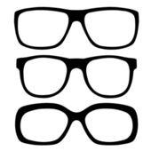 Eyeglasses set — Vector de stock