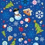 Retro Christmas Element — Stock Vector #52276871