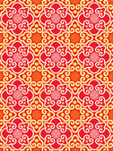 Classic Oriental Pattern — Stock Vector