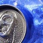 Aluminum can of soda — Stock Photo #58776913