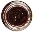 Bottled Blueberry Jam — Stock Photo