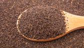 干燥和加工的茶叶 — 图库照片