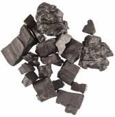 Lump Of Charcoal — Stock Photo