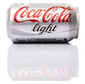 Coca Cola Light — Stock Photo