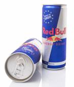 Red Bull Energy Drink — Stock Photo