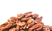 Dried Pecan Nuts — Stock Photo