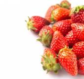 Owoce truskawki — Zdjęcie stockowe