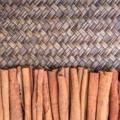 Cinnamon Stick Spice — Stock Photo