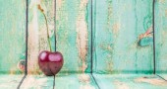 Třešeň ovoce — Stock fotografie