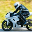 Motorbike racing — Stock Photo #54226023
