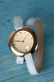 Reloj de pulsera — Foto de Stock