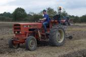 Labour Day in Sable sur Sarthe, France — Stock Photo