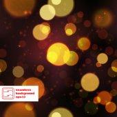 Defocused Seamless Background. Vector — Stock Vector