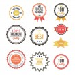 Best choice labels — Stock Vector #58941377