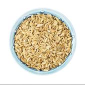 Taza de semillas de hinojo en blanco — Foto de Stock