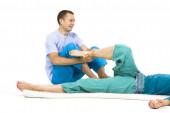Massage parlor — Stock Photo
