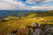 カルパティアの美しい山の風景 — ストック写真