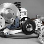 Auto parts — Stock Photo #58699647