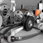 Auto parts — Stock Photo #58699677