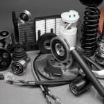 Auto parts — Stock Photo #59394167
