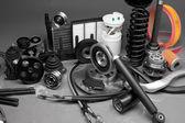 Auto-onderdelen — Stockfoto