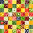 Fruits and vegetables — Stock Photo #62519291