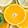 Orange slice — Stock Photo #62519453