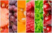 Healthy food backgrounds — Stock Photo
