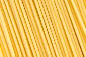 Uncooked pasta background — Stock Photo