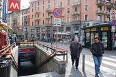 Scenes of Milan, Italy — Foto de Stock