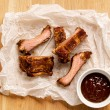 Bbq pork rib — Stock Photo #51875819