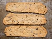Rustykalne chrupiące flatbread włoski — Zdjęcie stockowe